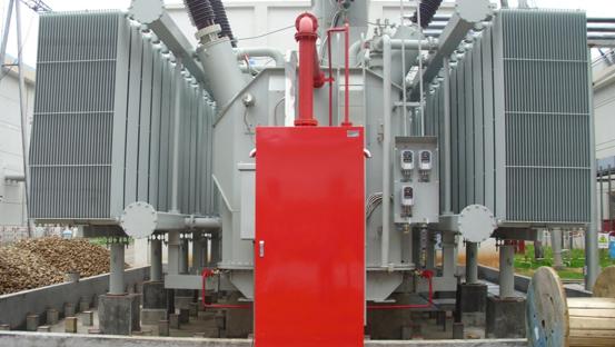 变压器排油注氮装置